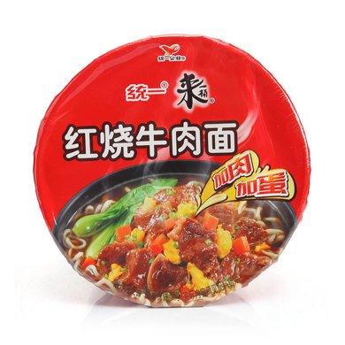 ¥統一來一桶紅燒牛肉面(105g)(105g)