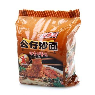 公仔炒面濃香炸醬味四包裝G(404g)