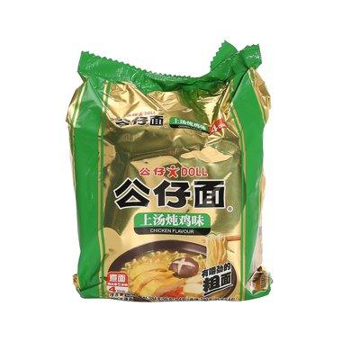 公仔上湯燉雞面(4包裝)(340g)(340g)