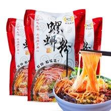 【广西特产】柳全 螺蛳粉300g*3袋 广西特产 柳州螺丝狮粉 米线速食