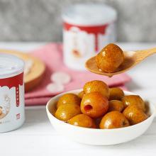 林家铺子冰糖山楂罐头200g*6罐新鲜水果儿童罐头