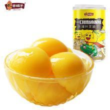 林家铺子425g黄桃罐头*6