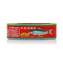 甘竹豆豉鱼罐头(184g)