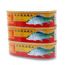 甘竹牌豆豉鲮鱼三罐特惠装G(681g)