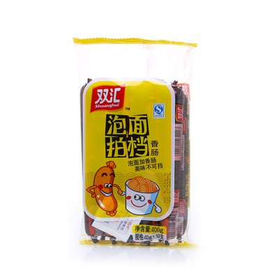 LJ双汇泡面拍档香肠(400g)