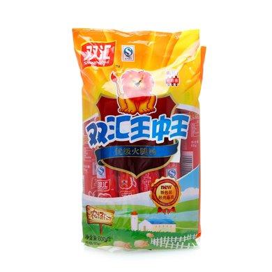 双汇王中王优级火腿肠(600g)