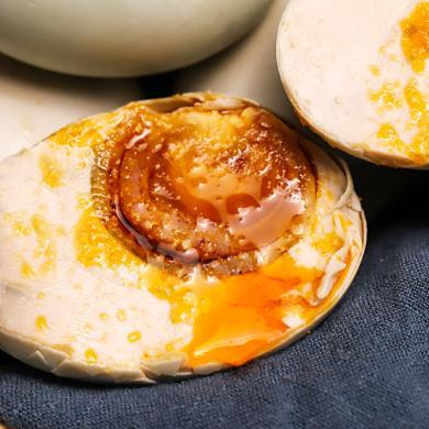 海老伯 廣西北海咸鴨蛋海鴨蛋 20個普通裝 單個約70-80g
