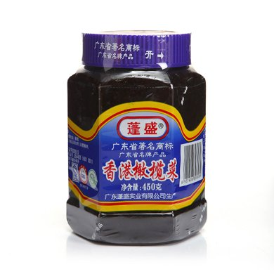 蓬盛香港橄欖菜(450g)