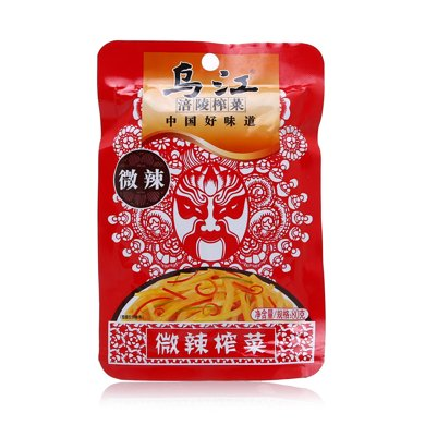 烏江榨菜(微辣)(80g)