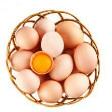 农家散养土鸡蛋30枚 柴鸡蛋笨鸡蛋 草鸡蛋 鲜鸡蛋(汇聚琪源)