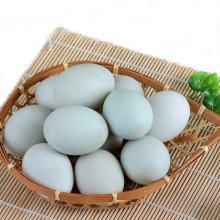 【汇聚琪源】农家散养绿皮鸭蛋30枚装