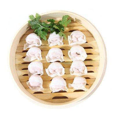 崇鮮潮汕手工魚皮餃150g/包*3包水餃子火鍋食材