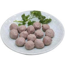 崇鲜潮汕手打羊肉丸250克/包*5包火锅食材