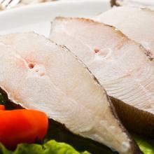 【海掏大口鮮 順豐冷鏈包郵】格陵蘭比目魚切段(MSC認證)500g/袋  肉質鮮美 營養豐富