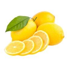 食王记 安岳黄柠檬2斤装 新鲜水果一级黄柠檬皮薄多汁 单果约80-100g