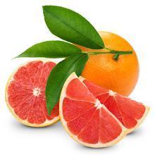 【第二件半价】食王记 南非进口西柚300g-400g/个4个装 新鲜水果 红心西柚 柚子