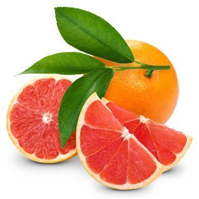 【第二件半价】食王记 南非进口西柚300g-400g/个4个装 新鲜水果 红?#22856;?#26586; 柚子