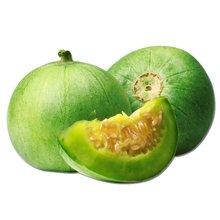 食王记 山东现摘头茬绿宝甜瓜香瓜新鲜水果5斤包邮 当季水果绿宝石小甜瓜