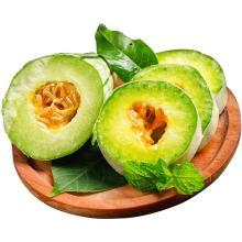 食王记  山东羊角蜜甜瓜 香瓜脆甜多汁农家新鲜水果脆瓜蜜瓜4.5-5斤装