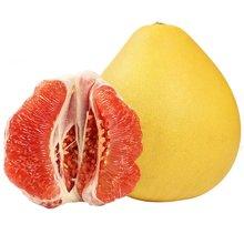 华朴上品 四川红柚 2个装约5斤 新鲜柚子
