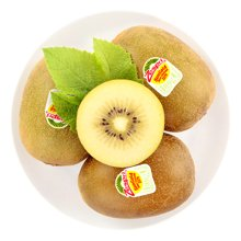 花果山 佳沛新西兰阳光金奇异果12粒 进口猕猴桃 36#果 单果重92-105g