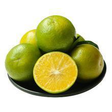 华朴上品 广西皇帝柑 柑橘子贡柑 5斤装 约25个新鲜水果
