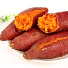 華樸上品 地瓜福建六鰲紅薯沙地紅薯地瓜 5斤裝大瓜