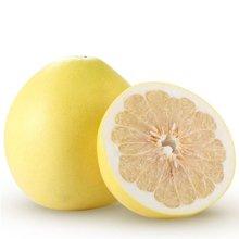 华朴上品 四川白柚 2个装约5斤 新鲜柚子