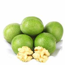 【顺丰包邮】山西带青皮新鲜核桃 5斤装 新鲜带绿皮 湿核桃孕妇嫩核桃