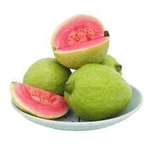 华朴上品 福建红心芭乐 5斤装 8-12个 番石榴 新鲜水果