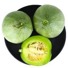 华朴上品 山东绿宝石甜瓜 4.5斤以上6-9个 脆甜爽口 新鲜水果