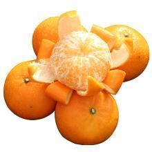 华朴上品 湖南大瑶山沃柑 8斤装 新鲜水果 橘子 甜度高