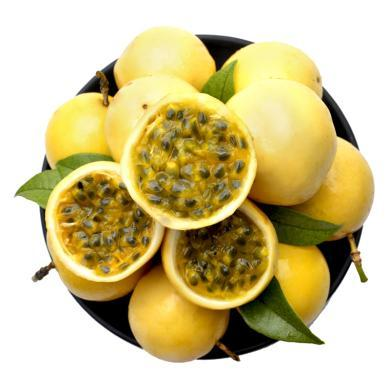 華樸上品 福建黃金百香果 5斤裝特大果 酸甜多汁新鮮水果