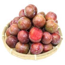华朴上品 云南三华李红心小李子 5斤装单果20-30克 新鲜水果