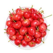 【顺丰包邮】食王记 山东红灯大樱桃2斤装樱桃孕妇车厘子新鲜当季水果25-28mm