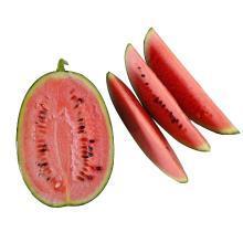 华朴上品 山东2k西瓜 4-5斤装/个 新鲜水果西瓜