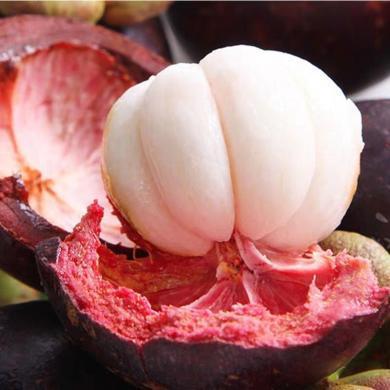 HUAPU 泰國山竹大果5斤裝 新鮮水果山竹 云南倉發貨