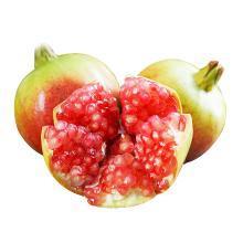 華樸上品 青皮甜石榴 四川2斤裝3-4個 新鮮水果