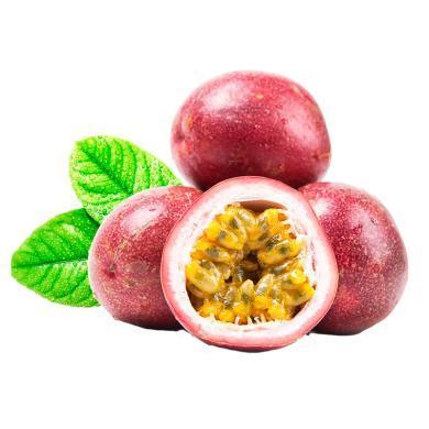 【新鲜百香果 现摘?#22336;ⅰ?#32043;香百香果 5斤大果新鲜 精选水果