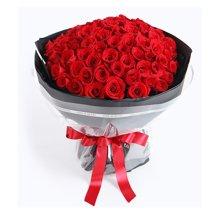 不变的承诺----99枝红玫瑰