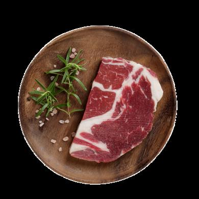 崇鲜原切进口雪花牛排200g/片*5片生鲜牛肉