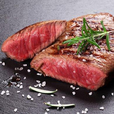 崇鮮原切進口雪花牛排200g/片*5片生鮮牛肉