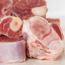 羊小腿切块2斤 内蒙古草原羔羊肉 生鲜羊肉炖汤食材--别的羊