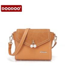 DOODOO 新款日韩时尚女包斜跨手提包单肩包6013
