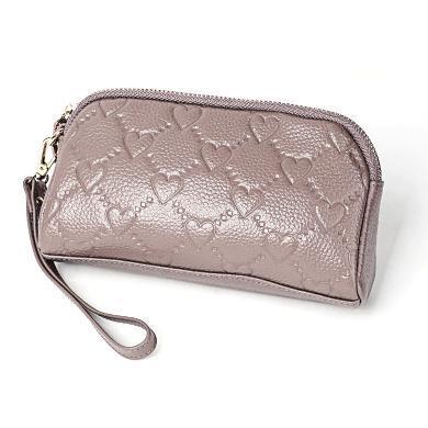 搭歌 2019新款時尚潮流女士手拿包牛皮長款拉鏈錢包手機包零錢包  MA2025#