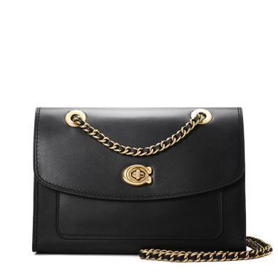 [支持購物卡]COACH/蔻馳 PARKER 女款單肩斜跨包時尚百搭款