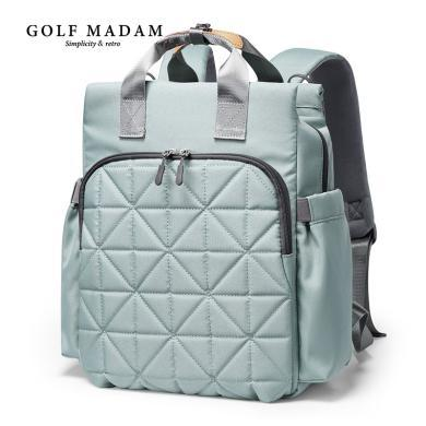 GOLF/高爾夫媽咪包女新款雙肩大容量手提背包媽媽包母嬰包 B932950