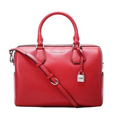 [支持购物卡]MK/迈克高仕 MK女包 斜跨单肩包女款包包  奢侈品 女包手拎旅行包 中号 SR