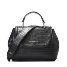 [支持购物卡]E.Armani//阿玛尼女包 时尚潮流纯色欧美时尚休闲手拎手提包 Y3A088