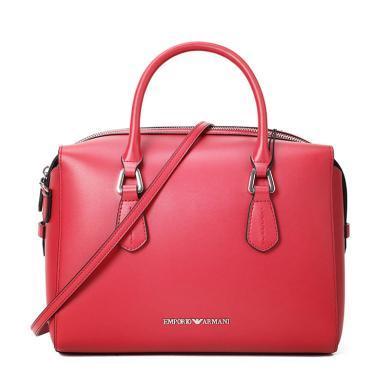 [支持購物卡]E.Armani/阿瑪尼女包 時尚潮流時尚優雅拉鏈手提單肩斜挎包Y3A085